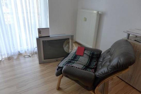 在暖爐旁,蜷在小沙發,圍上圍巾,用Kindle天天看書三兩小時。那部大電視是新相識的德國朋友暫借給我們,但後來發現型號太舊,接不上我們的天線就作罷。