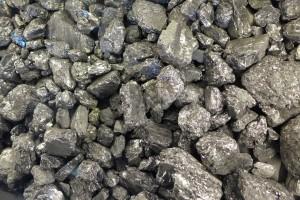 這是煤粒。