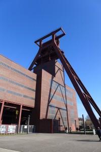 第12號煤井,是埃森的地標。
