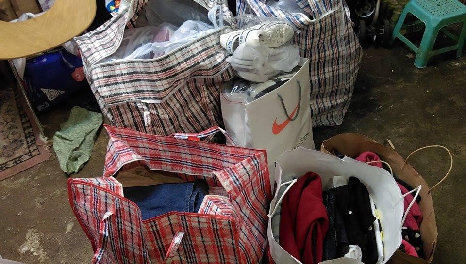 捐贈二手衣服,是慈善行動,還是為了清空衣櫃?(資料圖片)